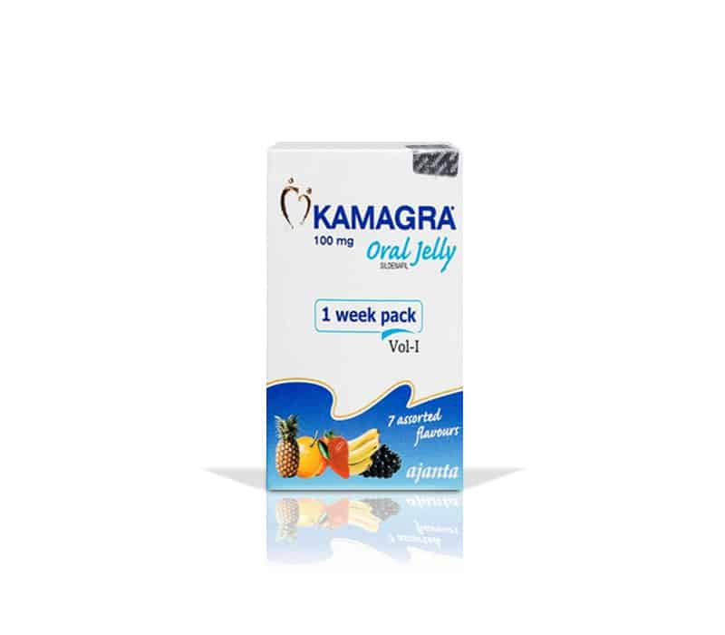 KAMAGRA GEL Oral Jelly
